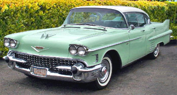 The Clic Cadillac: 1958 Cadillac